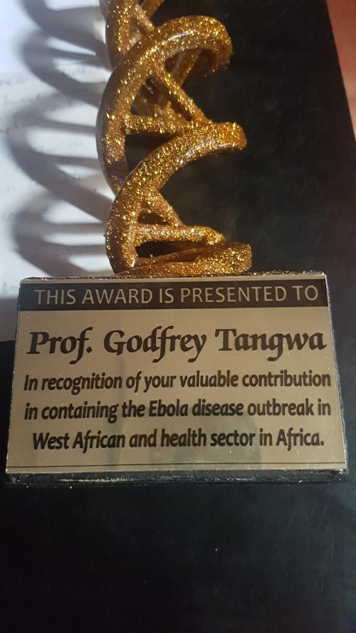 AWARD GET Ebola 2019