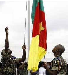 Cameroon enters