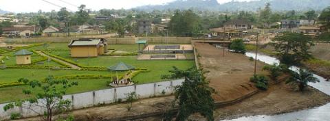 Kumba_town_green