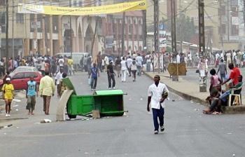 Douala_riots