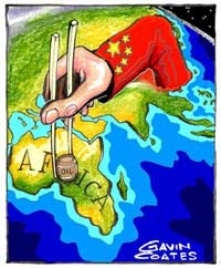 GEF's Outlook: China in Africa: Invasion or the New Face of