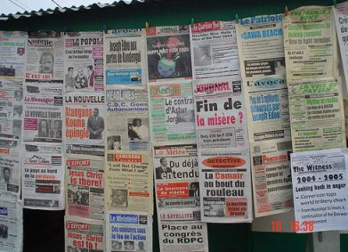 Newspaper_stand_cameroon
